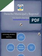 Derecho Municipal 1