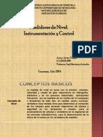 Medidores de Nivel Javier Castro