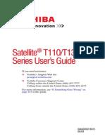 Toshiba SatT110-T130 Guide