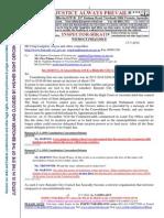 20140717-G. H. Schorel-Hlavka O.W.B. to Banyule City Council COMPLAINT- Etc