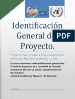 Perfil Del Proyecto Mercedes de Oriente