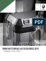 Motor Bike Bmw Accessories Catalogue 11