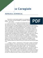 Ion Luca Caragiale-Repaosul Dominical 10