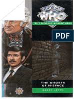 The Ghosts of N-Space (Barry Letts) B