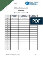 Study Guide V 7