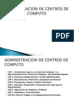 Sesion i Centro de Computo