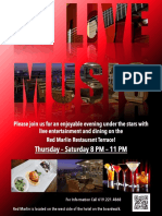 Red Marlin Live Music