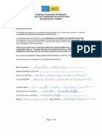 portfolio hosp evaluation
