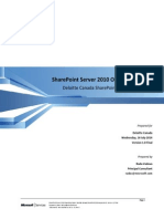 SharePoint Operating Model - Final