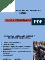 Stss Marco Legal en Seguridad y Salud Ocupacional