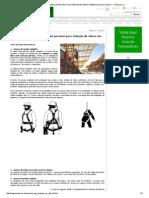 Equipos o Sistemas de Proteccion Personal Para Trabajos de Altura II ___ Paritarios