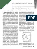 Photoreductive Dechlorination of Chlorinated Benzene Derivatives Catalyzed by ZnS Nanocrystallites.