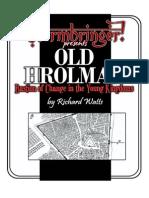 Old-Hrolmar - Bastion of Change in the YK