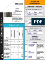 Hip Flexor Worksheet