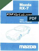 RX7 FD3 Wiring Diagram LHD