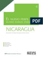 6. El Nuevo Perfil de Las Mujeres Rurales Jovenes en Nicaragua