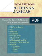 Cartilla Doctrinas Basicas