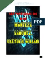 Web 2.0 y Web 3.0 - Cleyder Willam