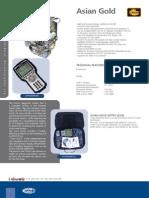 Magneti Marelli Asian Gold Vehicle Diagnostic Tool Brochure EN