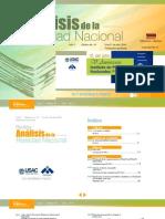 Revista Análisis de la Realidad Nacional No. 54