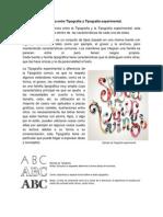 Tipografia experimental1