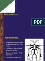 Boli Vasculare Cerebrale -Ischemic