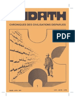 Kadath Chroniques Des Civilisations Disparues - 001