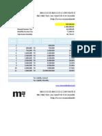 Pakistan Salary Income Tax Calculator Tax Year 20141