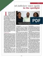 Swaziland Judiciary in the Spotlight Again