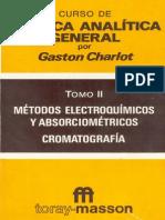 Curso de Quimica Analitica General 2ed Tomo2 Charlot