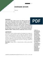 17274823 Michel Maffesoli Cultura e Comunicacao Juvenis