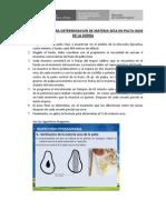 3. Metodologia Determ Mat Seca