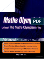 MATH 91123375 Maths Olympiad Advanced