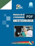 Normas de Diagnostico y Tratamiento en Anestesiologia