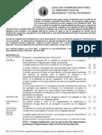 Pre check list SEGURIDAD CONTRA INCENDIOS.pdf