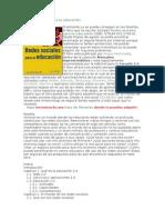 Redes Sociales Para La Educación_Libro