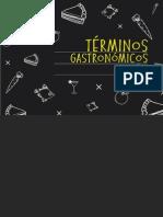 Terminos-gastronomicos