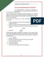 Planificación de Los Requerimientos de Material 2