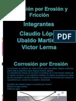Clase Erosion - Friccion