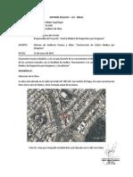 Informe de Avance de La Construcción San Pedro.