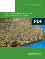 Asset-Based Approaches to Community Development