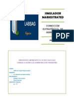 Informe de Markestrated
