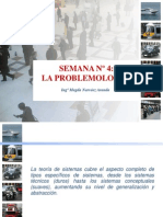 Semana 4 Problemología