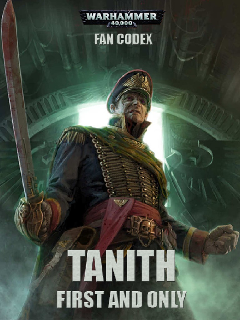 7e codex tanith first and only 87 pages military military science fandeluxe Gallery
