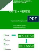 Educação verde e arte