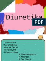 PPT DIURETIKA