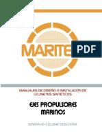 Manual Para Aplicacion Ejes Propulsores Marinos