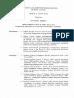 Perda Provinsi DKI Jakarta Nomor 3 Tahun 2012 tentang Retribusi