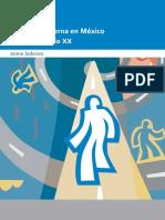 Migracion Interna en Mexico Durante El Siglo XX