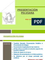 Clase Presentacin Pelviana 2010